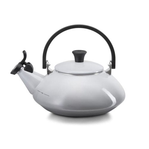 bouilloire zen mist grey 1 5 l le creuset kookit. Black Bedroom Furniture Sets. Home Design Ideas