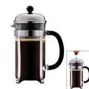 Cafeti�re � piston CHAMBORD 1L