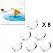 Verrine, 5 cl, 6 pieces, Bubble
