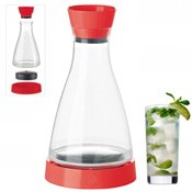 Carafe fraicheur Flow Friends 1L rouge