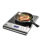 Plaque � induction portable, 1 feu