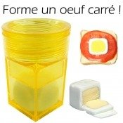 Presse oeuf carré Egg Cuber