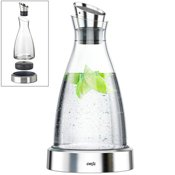 Carafe fraicheur Flow Friends 1L inox
