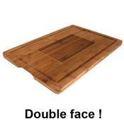 Billot de boucher bambou, Totally Bamboo