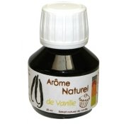 Arome naturel, vanille, 50 ml