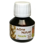 Arome naturel, pistache, 50 ml
