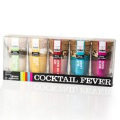 Coffret Cocktail Fever 5 cocktails
