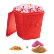 Coffret Pop corn