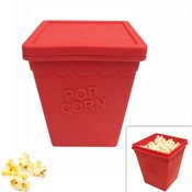 Cuit pop-corn Magic pop rouge