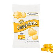Pistoles Candy melts jaune 340g