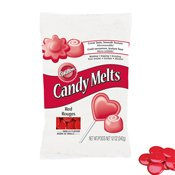 Pistoles Candy melts rouge 340g