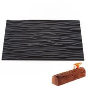 Tapis silicone Bois Wood