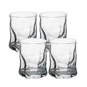 Verre Sorgente 30cl transparent x4