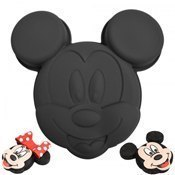 Moule silicone Mickey et Minnie