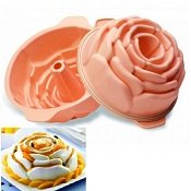 Moule silicone Rose 22cm