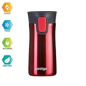 Mug Pinnacle 300ml rouge