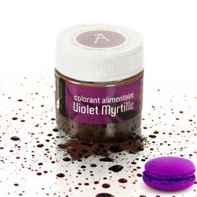 colorant alimentaire artificiel violet myrtille les artistes paris kookit. Black Bedroom Furniture Sets. Home Design Ideas