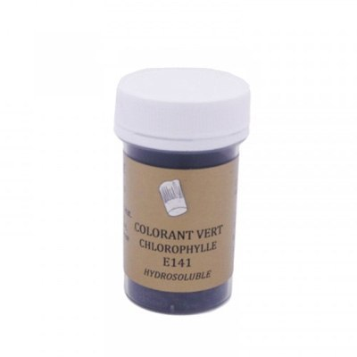 top vente colorant alimentaire naturel poudre vert 10g - Colorant Alimentaire Naturel Vert
