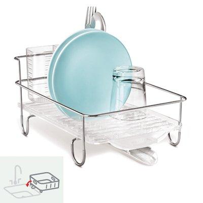Egouttoir vaisselle mini simplehuman kookit - Petit egouttoir vaisselle ...
