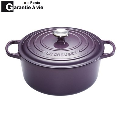 cocotte fonte ronde 28 cm cassis le creuset kookit. Black Bedroom Furniture Sets. Home Design Ideas