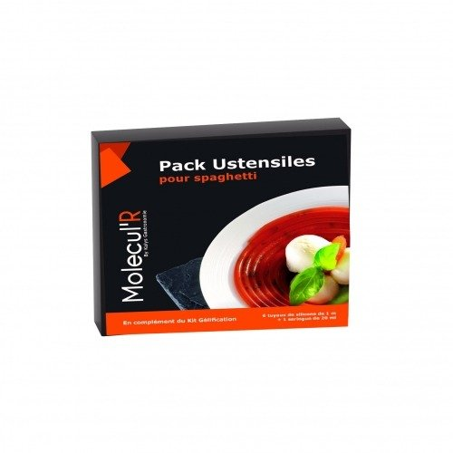 Cuisine mol culaire pack ustensiles pour spaghetti kalys - Spaghetti cuisine moleculaire ...