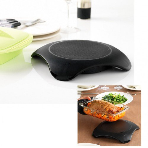 chauffe plat micro ondable magma mastrad kookit. Black Bedroom Furniture Sets. Home Design Ideas