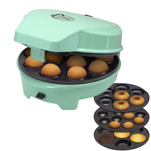 appareil cake pop donuts et cupcakes 3 en 1 bestron. Black Bedroom Furniture Sets. Home Design Ideas