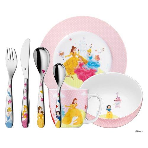 Kookit Wmf 7 Coffret Pièces Vaisselle Princesse Disney wXnOP80k