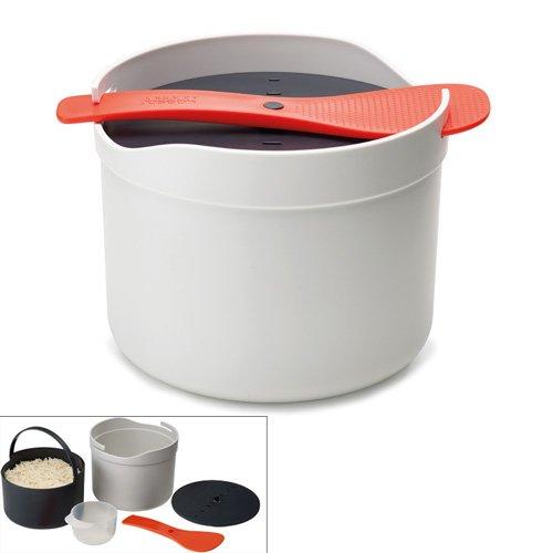 cuiseur riz micro ondes m cuisine joseph joseph kookit. Black Bedroom Furniture Sets. Home Design Ideas