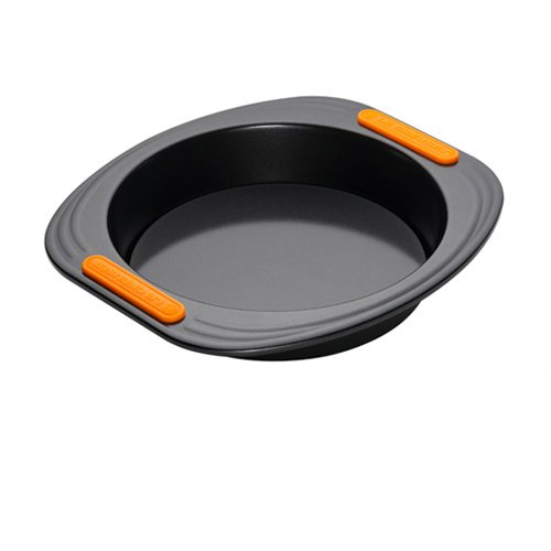 moule manqu rond fond amovible p tiliss 20 cm le creuset kookit. Black Bedroom Furniture Sets. Home Design Ideas