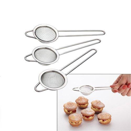 Tamis de d coration sweetly does it x3 kitchen craft for Tamis de cuisine